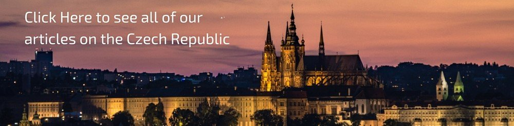 Travel Guides for the Czech Republic