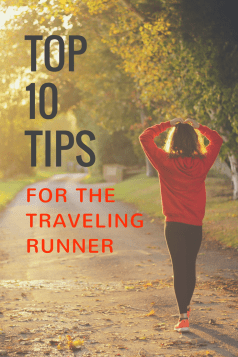 Tips for Running During Travel
