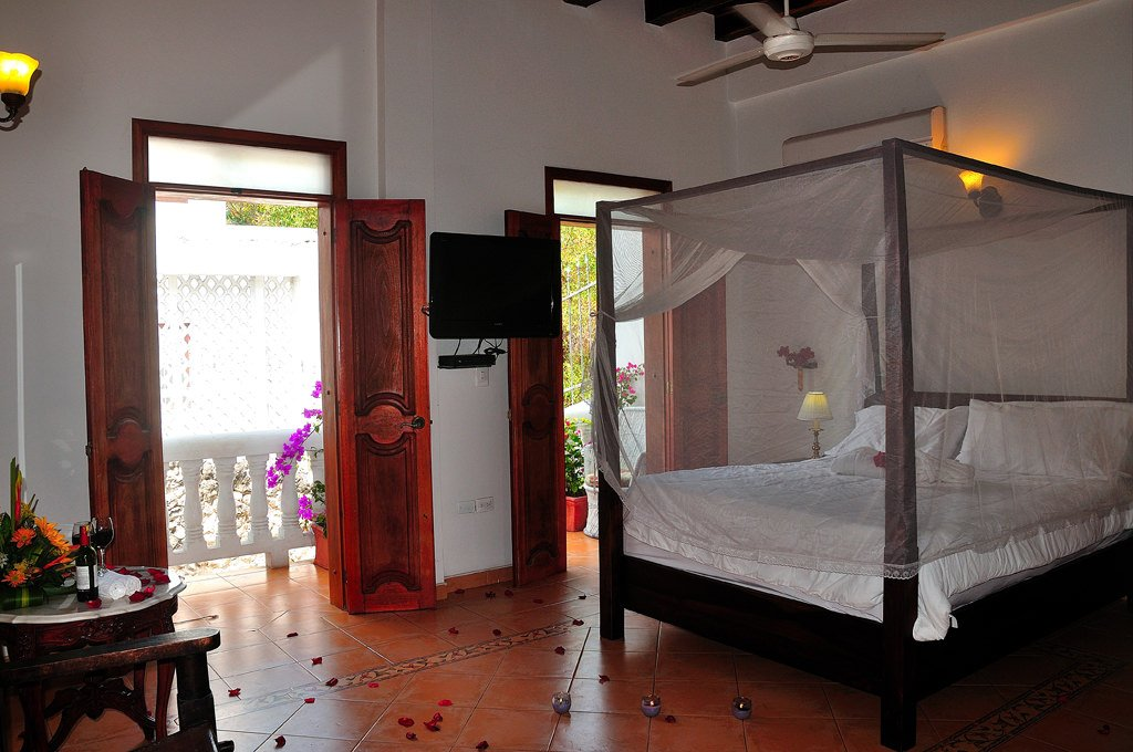 Casa Del Curato Hotel Cartagena, Colombia