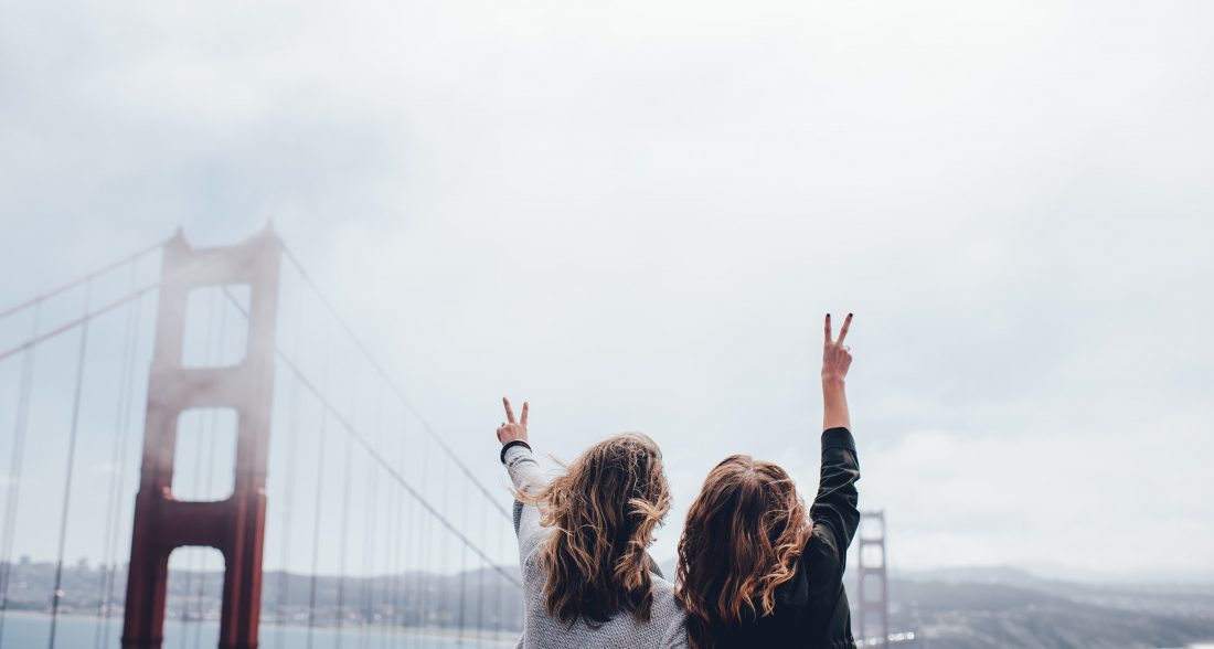 traveling with a friend, travel tips
