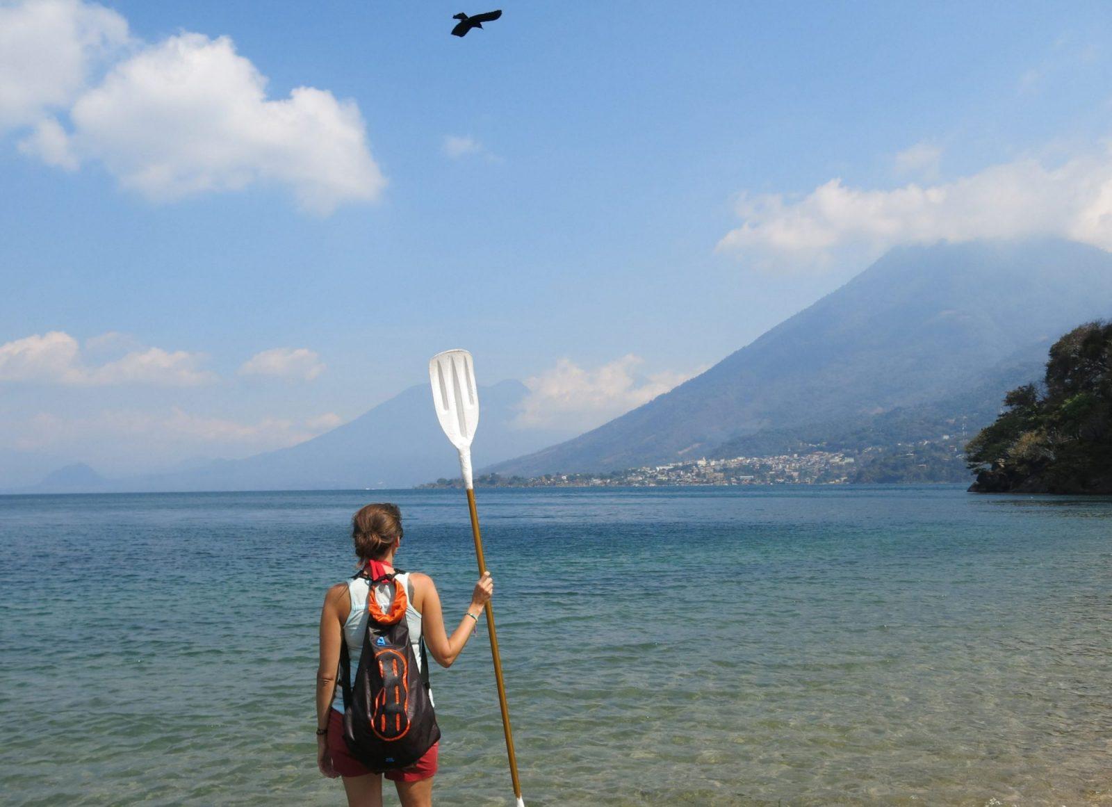 backpacking Guatemala, travel tips for female travelers