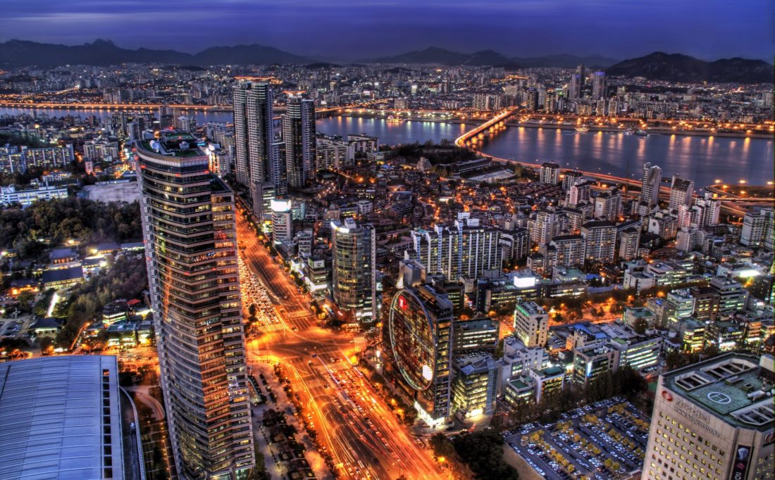 teach english abroad - teaching english in South Korea