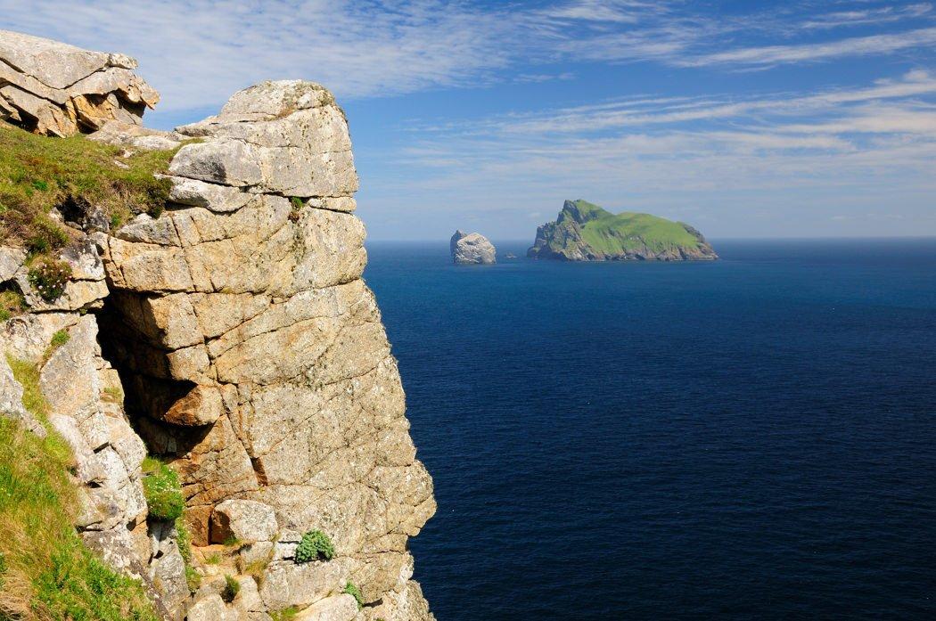 Boreray and the Stacks, St Kilda - Karen Thorburn