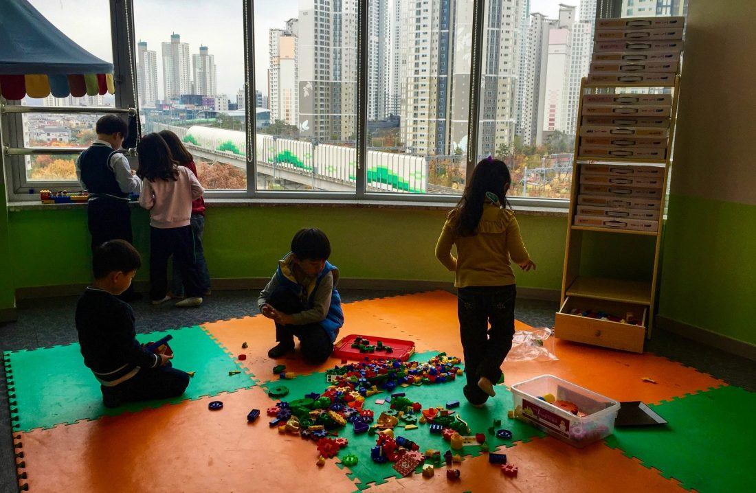 tefl international - teaching english in south korea