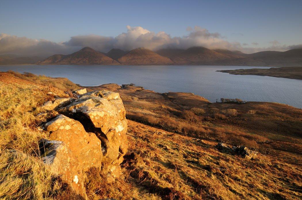 Loch Na Keal, Isle of Mull - Karen Thorburn
