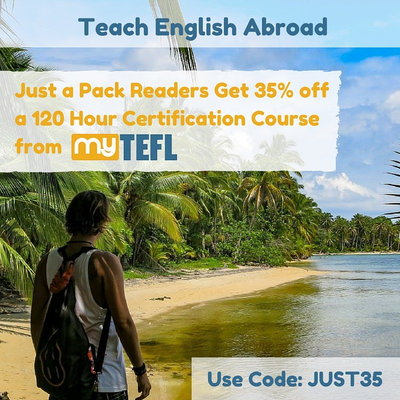 TEFL Certification Course Discount