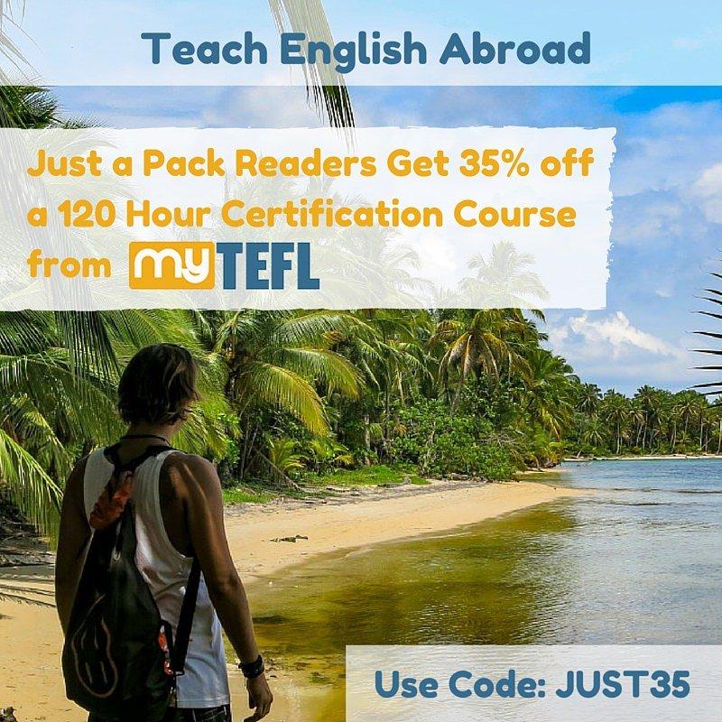 TEFL Certification Course Discount