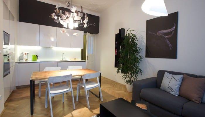 MOOo Apartments in Prague