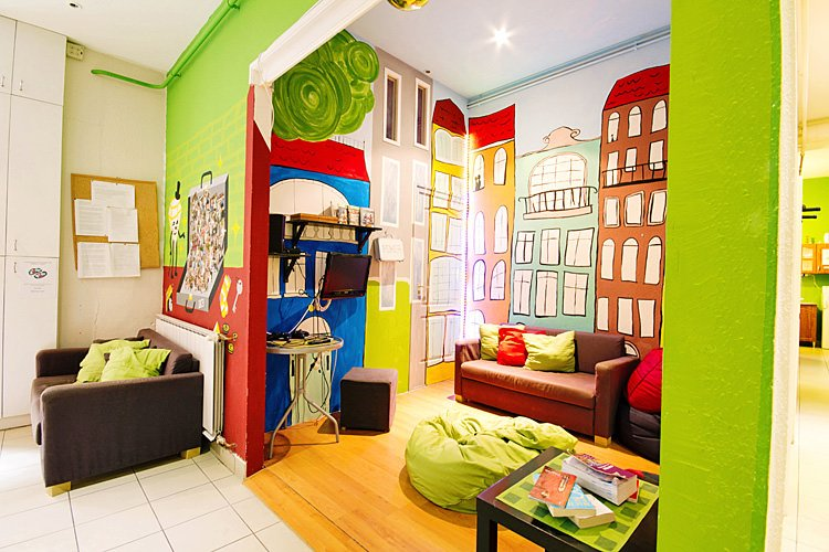 best hostel in budapest