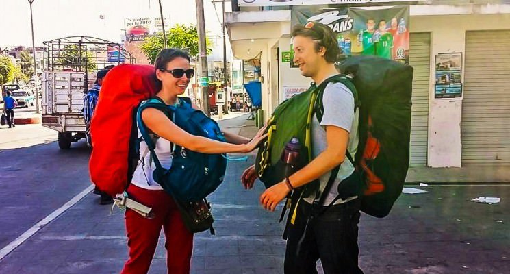 How an Online Date led to a Three year Around the World Adventure
