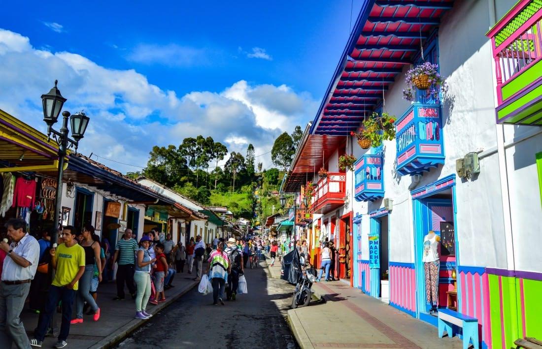 photos of salento colombia