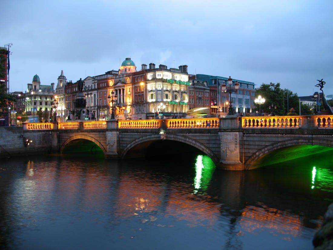 dublin bridge things to do in dublin