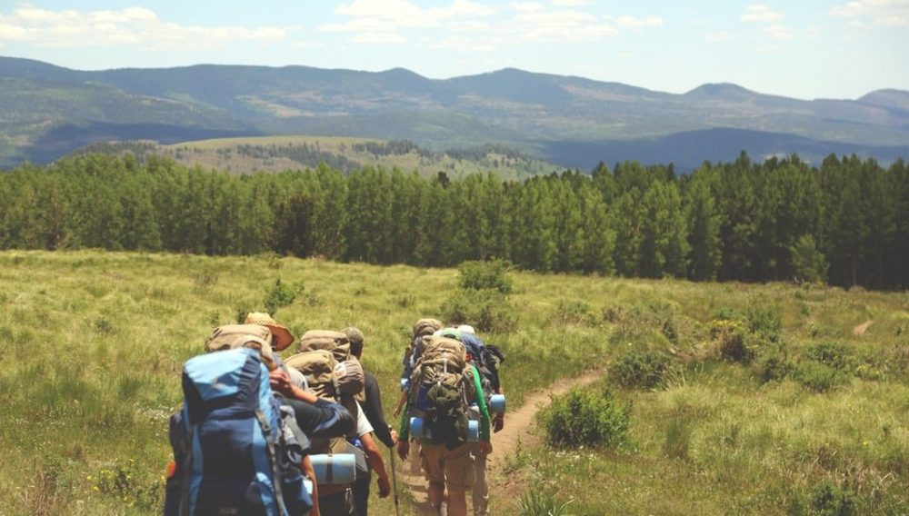 hiking and sustainable tourism