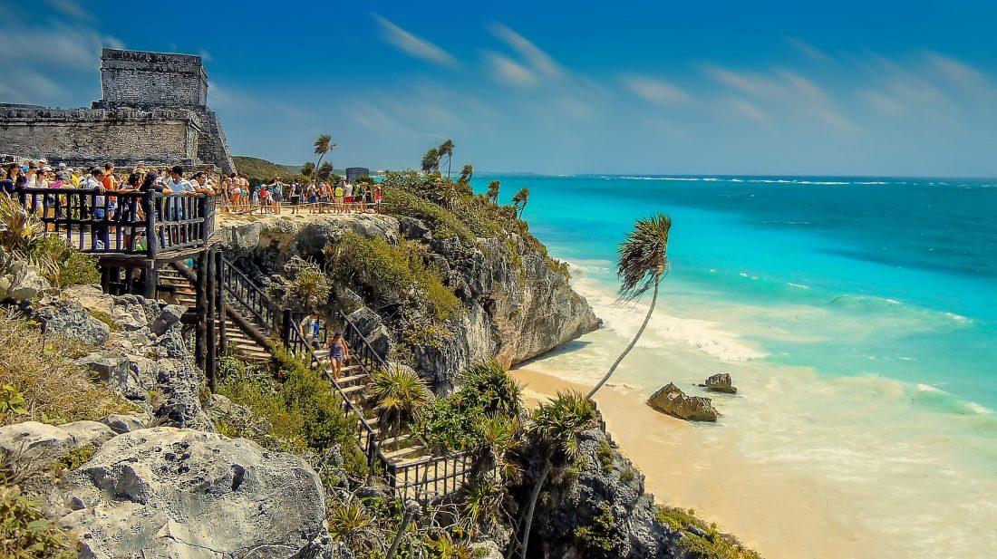 explore tulum mexico