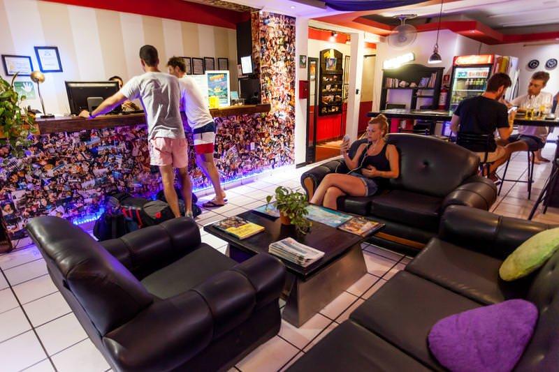 Best budget hostel in Playa del Carmen Mexico
