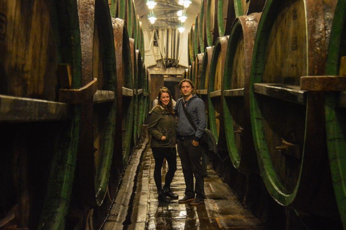 Pilsner Urquell Brewery, Pilsner Czech Republic