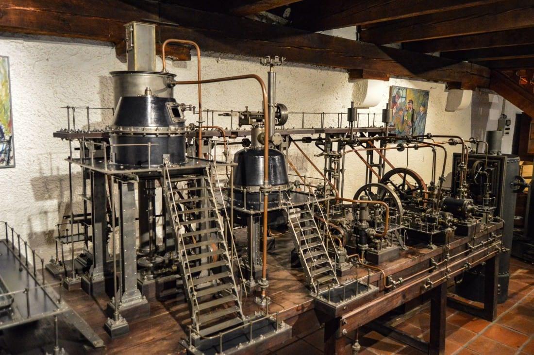 Pilsen Czech Republic Brewery Museum