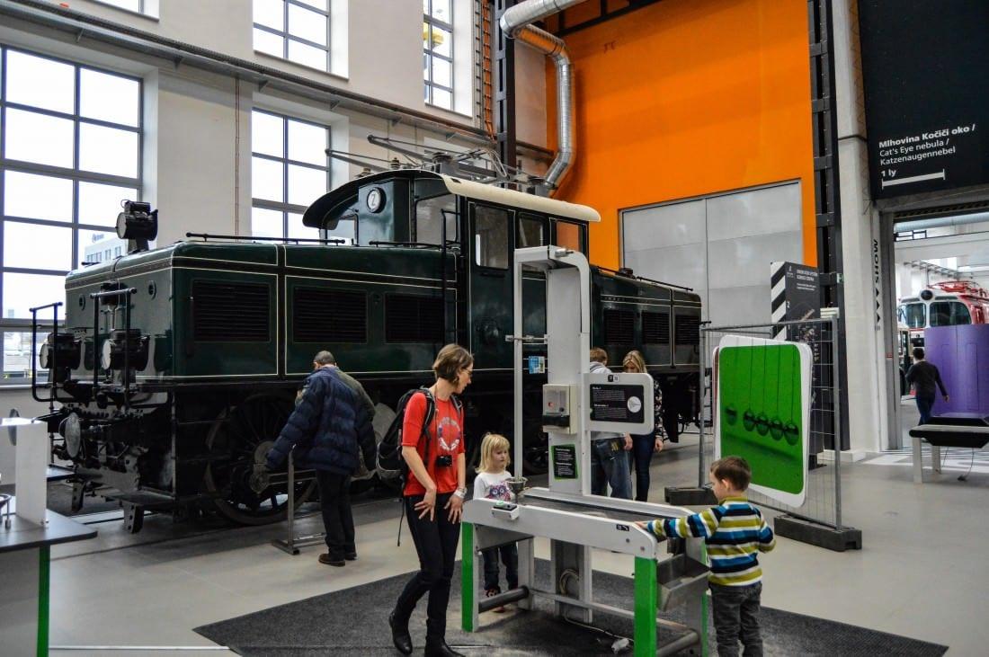 Techmania Science Center Pilsen Czech Republic