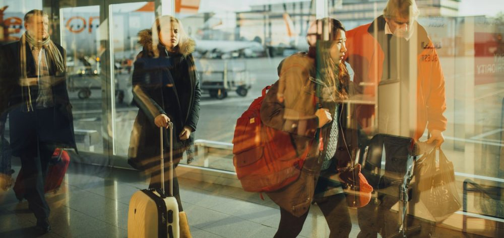 How to Avoid Spending Money at the Airport