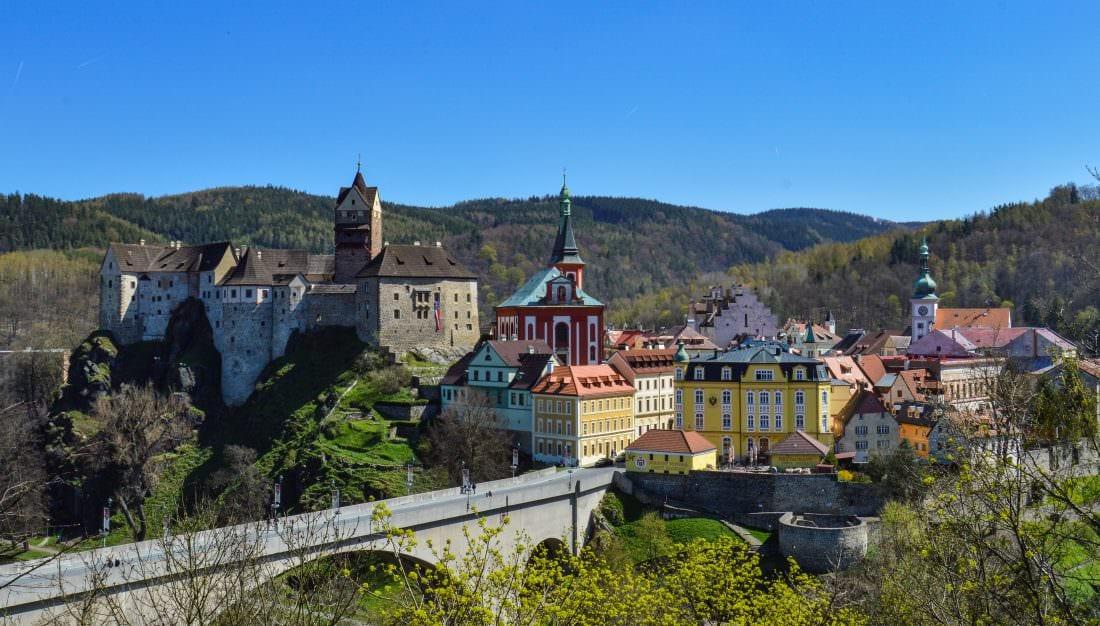 Loket Czech Republic day trips from Prague