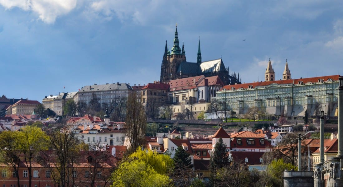 holiday apartments in prague