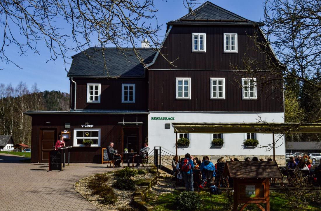U Forta Restaurant and Hotel Bohemian Switzerland