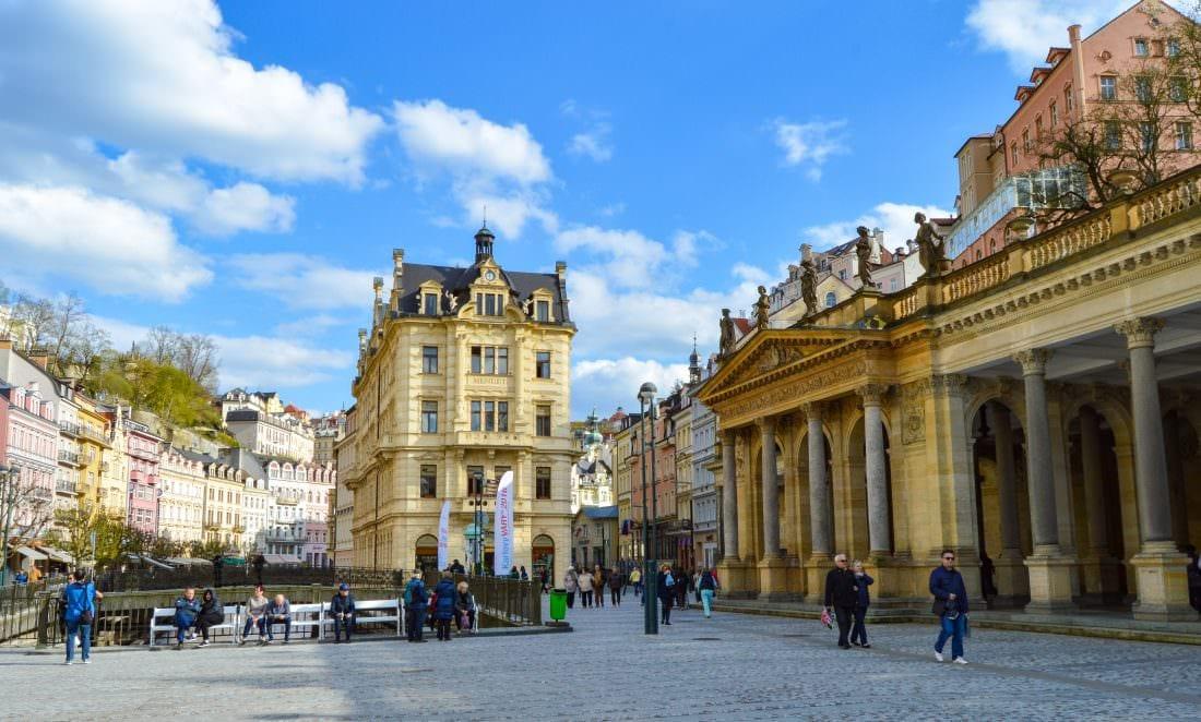 Things to do in Karlovy Vary - The Mill Colonnade (Mlýnská Kolonáda)