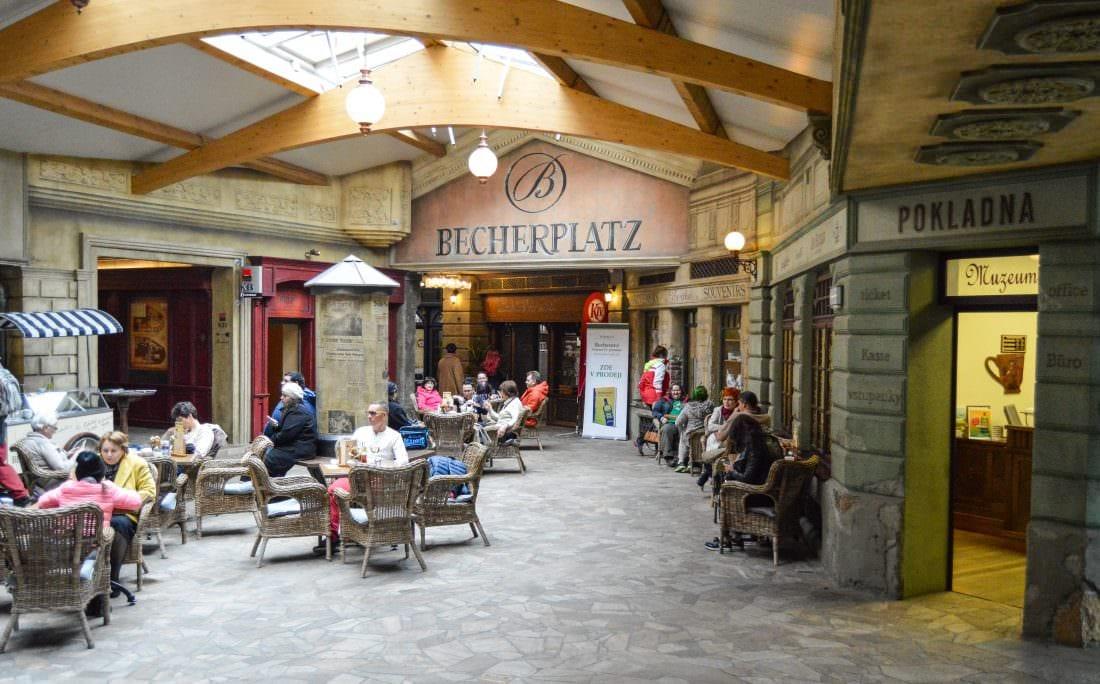 Jan Becher Museum Karlovy Vary