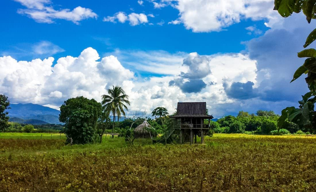 Thailand photo gallery, outside of Pai