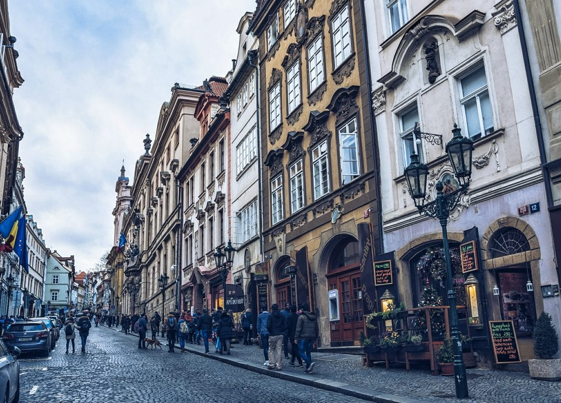 Walking around Mala Strana - Things to do in Prague