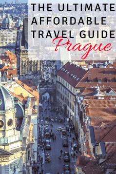 prague budget guide