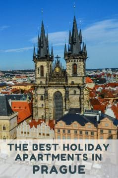 The Best Holiday Apartments In Prague Just A Pack