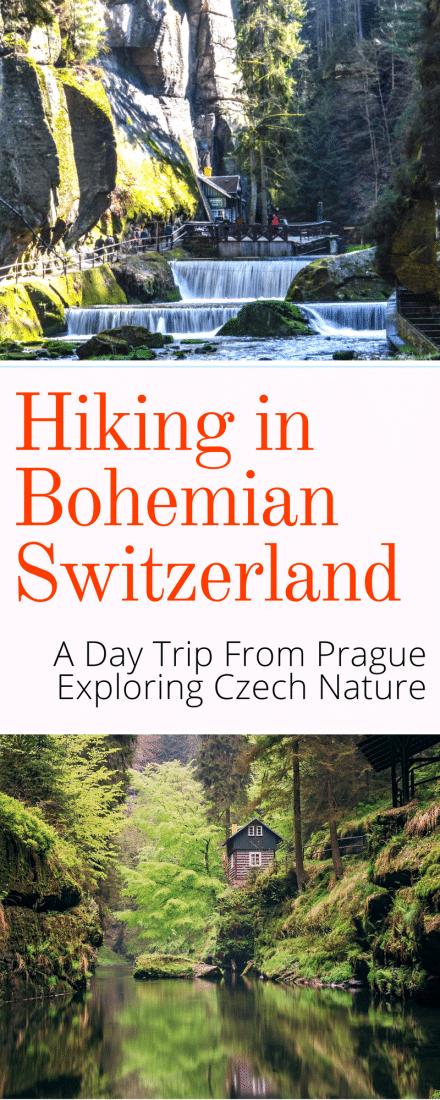 hiking in bohemian switzerland national park
