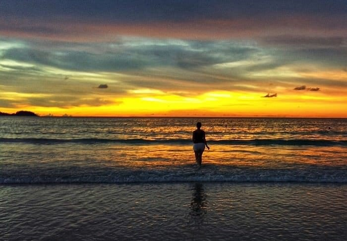 thailand gallery phuket sunset