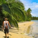 backpacking central america, bocas tel toro