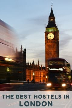 Best Hostels in London for Budget Travelers