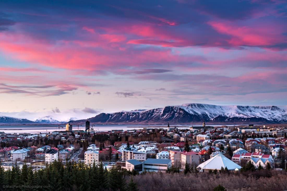 Reykjavik - Iceland photos