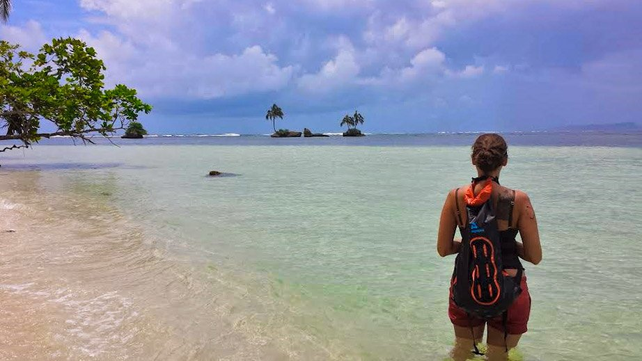 Bocas del Toro on a backpacking budget