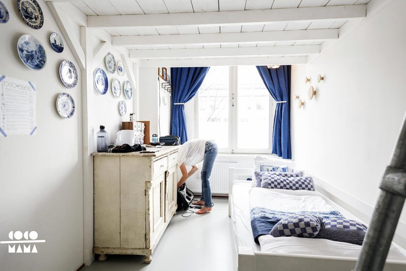 Cocomama, cheap hostels in amsterdam