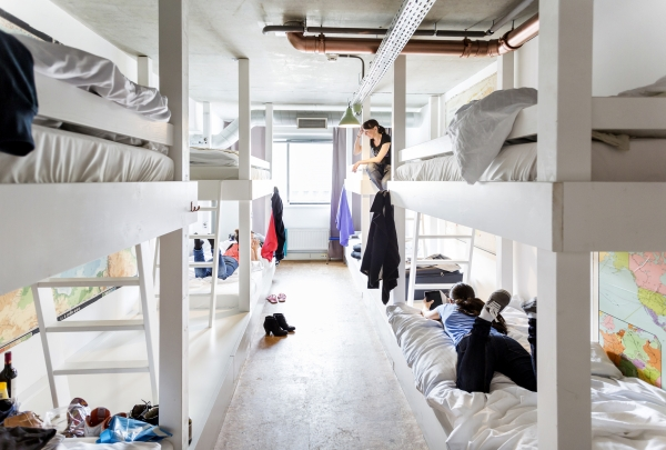Ecomam, one of the best hostels in amsterdam