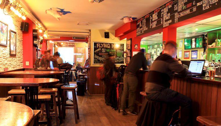 Flying Pig Uptown Hostel, Best hostels in amsterdam