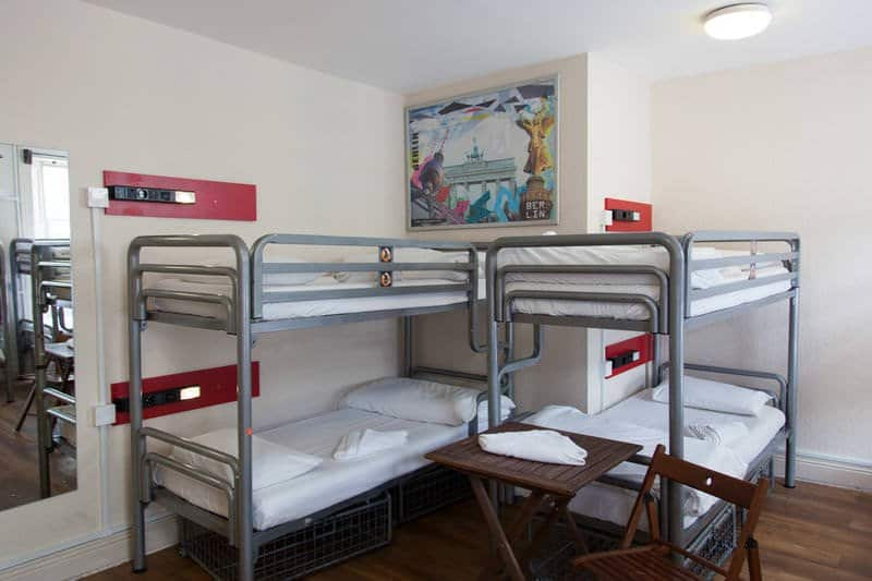 best hostel for solo female backpackers in london