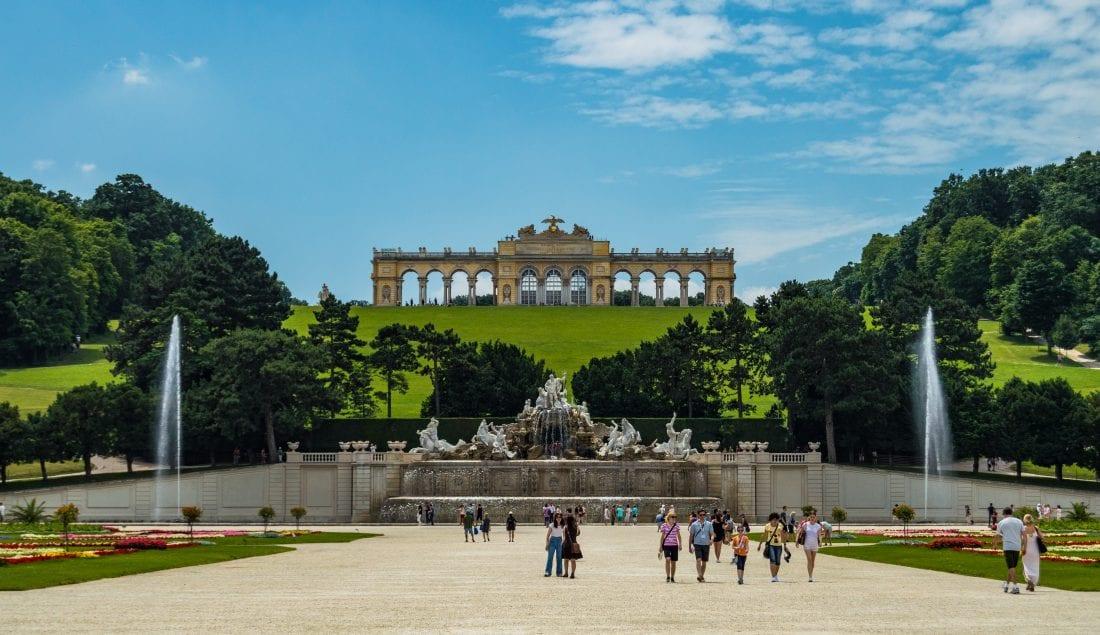Schönbrunn Palace, Vienna - things to do in Vienna