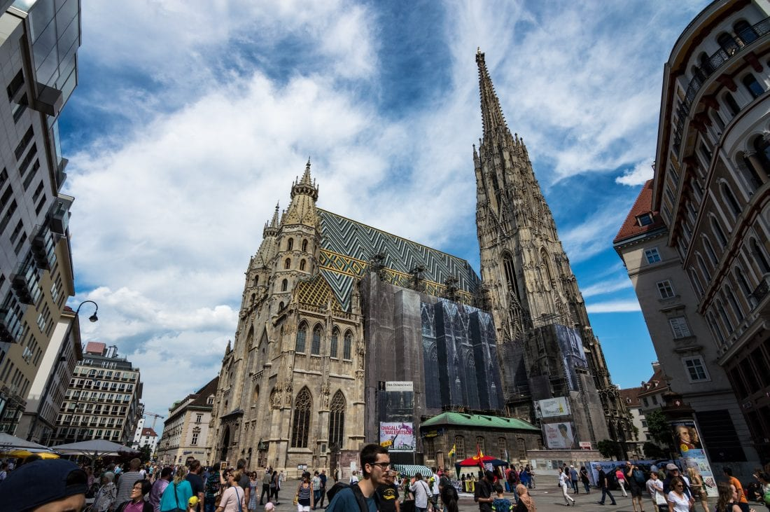 St. Stephen's Cathedral, Vienna - Things to do in Vienna
