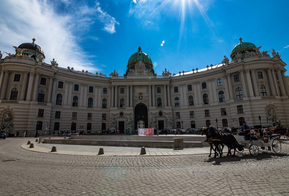 Hofburg Imperial Palace in Vienna - Things to see and do in Vienna