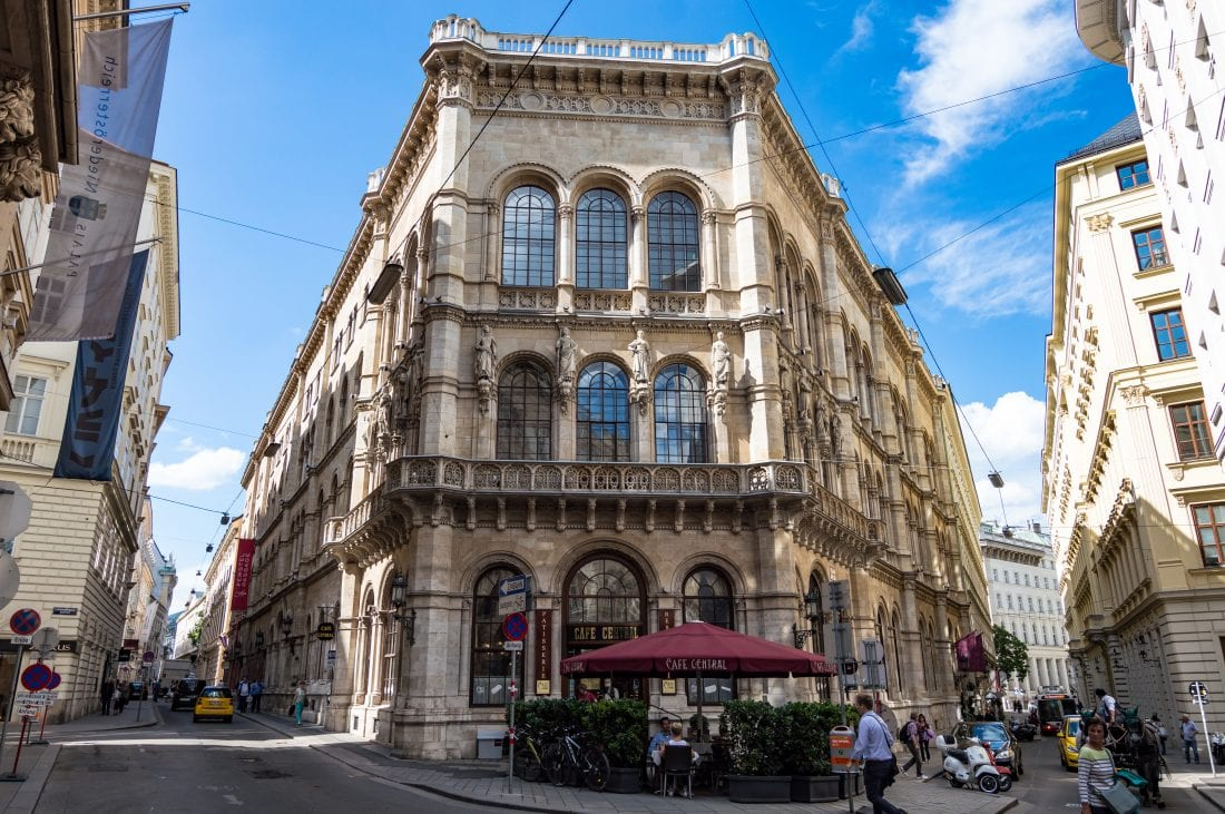 Cafe central vienna - things to do in Vienna