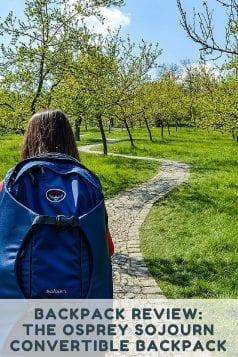 Osprey Sojourn Backpack