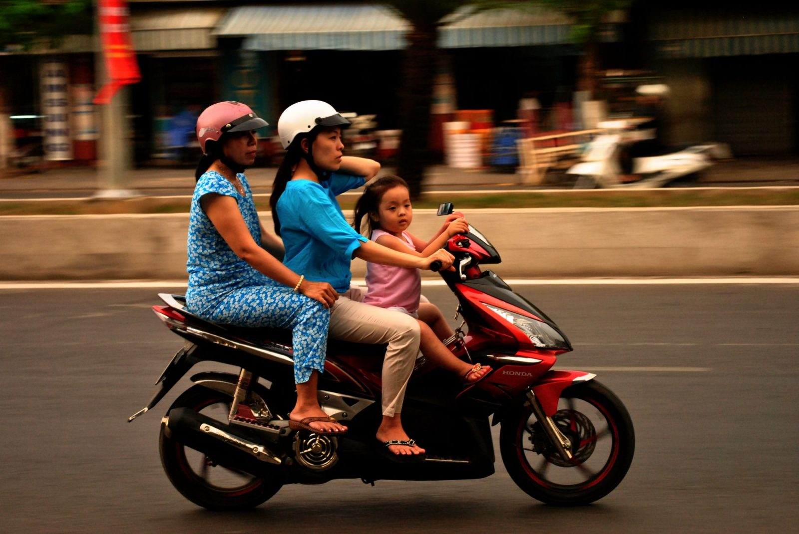 Why I'll Never Ride a Scooter in Southeast Asia Again - Just a Pack