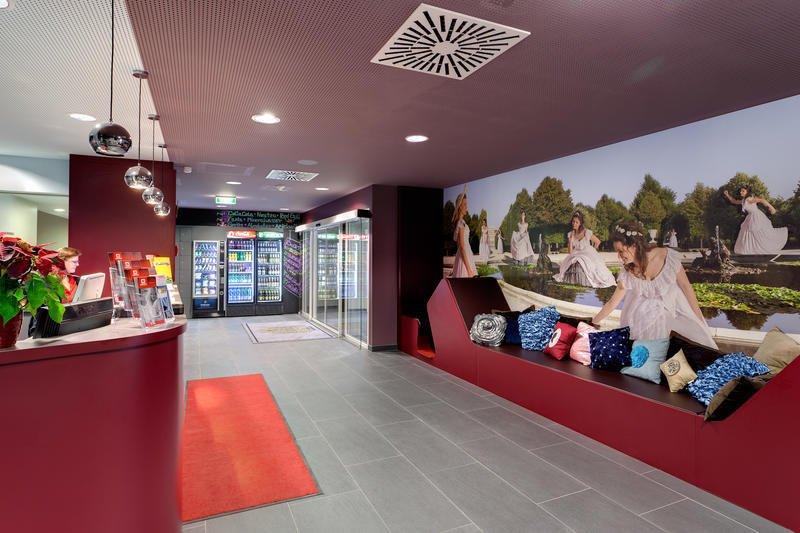 Best Hotels in Vienna Meininger Vienna Downtown Sissi