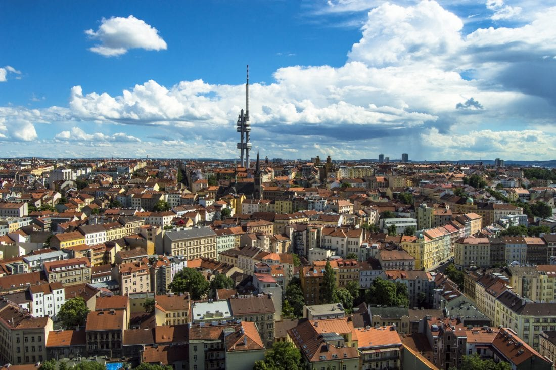 Zizkov and Vinohrady neighborhoods in Prague - off the beaten path in Prague